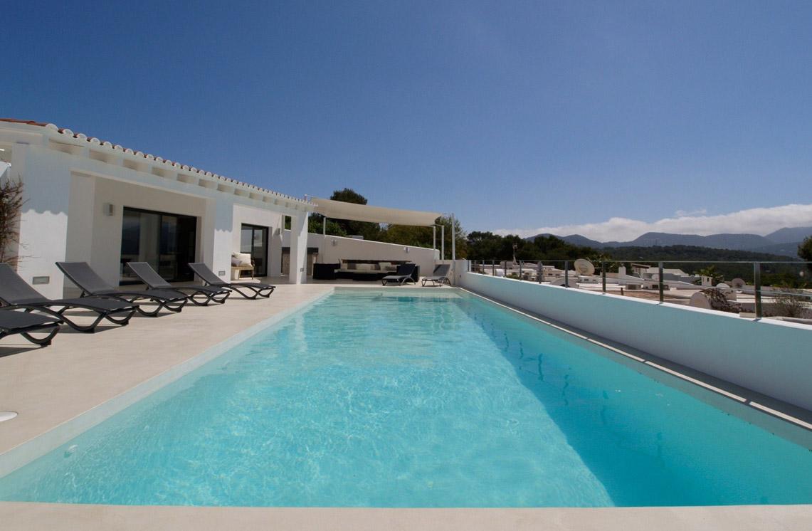 Villa en Alquiler en IBIZA (Cala Conta) - 701 - 34