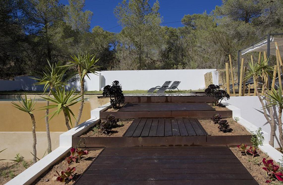 Alquiler de Villa en Cala Tarida 714 - 11