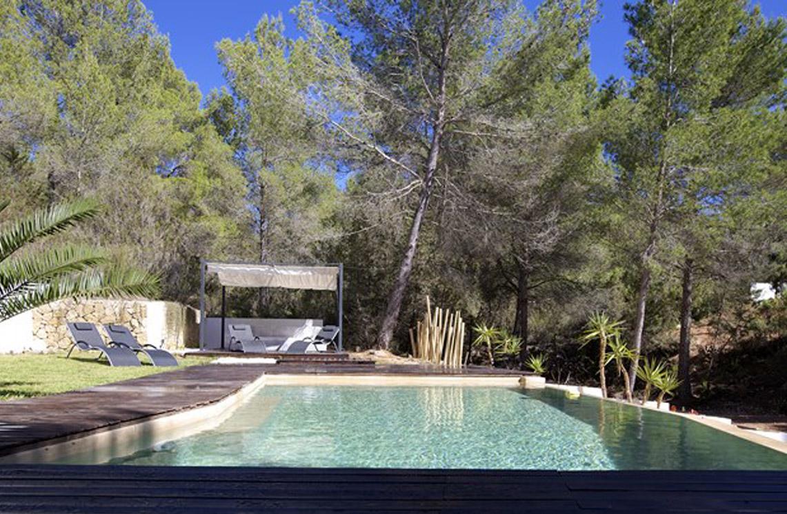 Alquiler de Villa en Cala Tarida 714 - 14