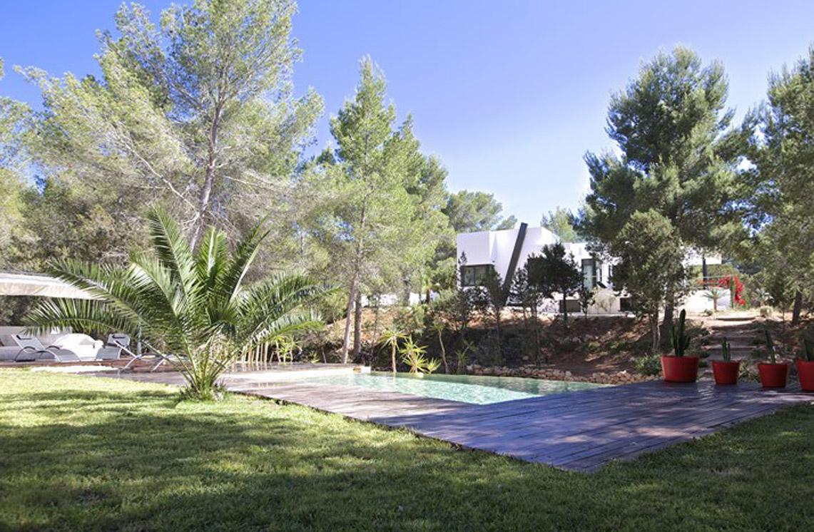 Alquiler de Villa en Cala Tarida 714 - 16