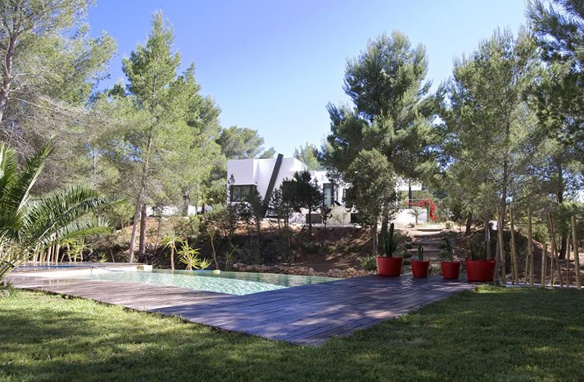 Alquiler de Villa en Cala Tarida 714 - 17