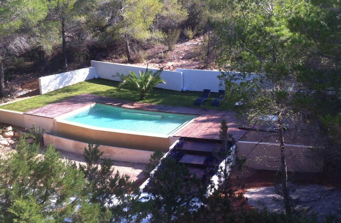 Alquiler de Villa en Cala Tarida 714 - 27