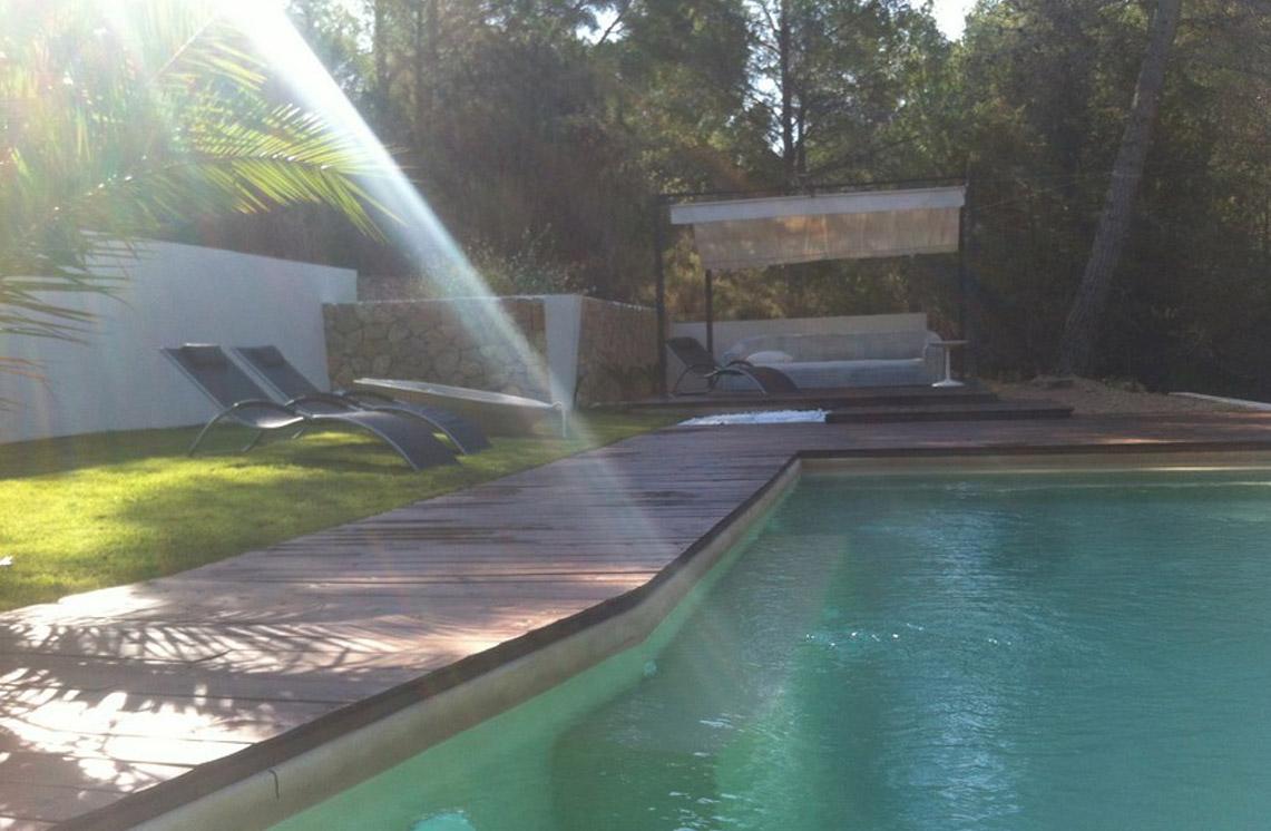 Alquiler de Villa en Cala Tarida 714 - IBIZA 28