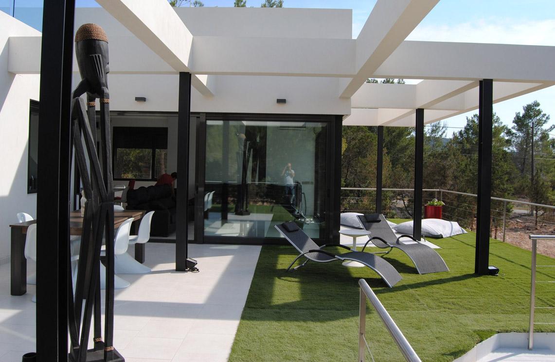 Alquiler de Villa en Cala Tarida 714 - IBIZA 53