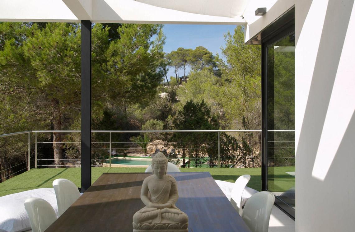 Alquiler de Villa en Cala Tarida 714 - IBIZA 54