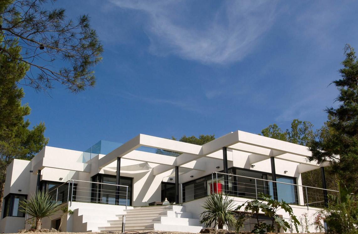 Alquiler de Villa en Cala Tarida 714 - IBIZA 55