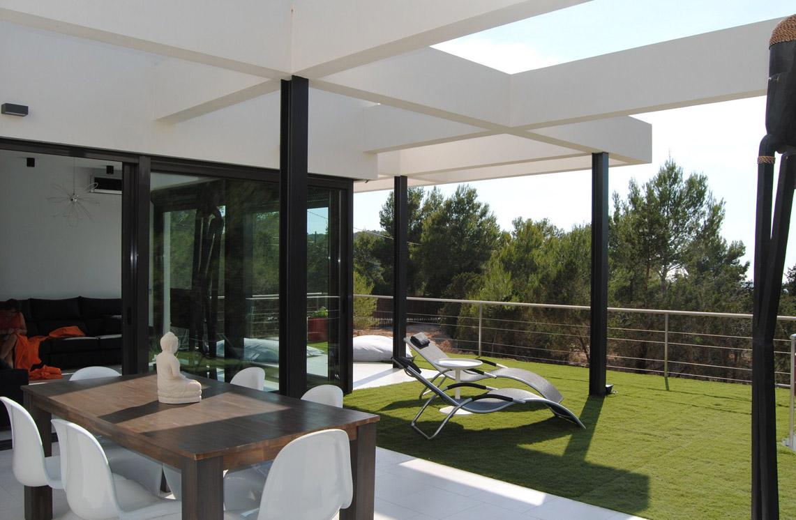 Alquiler de Villa en Cala Tarida 714 - IBIZA 56