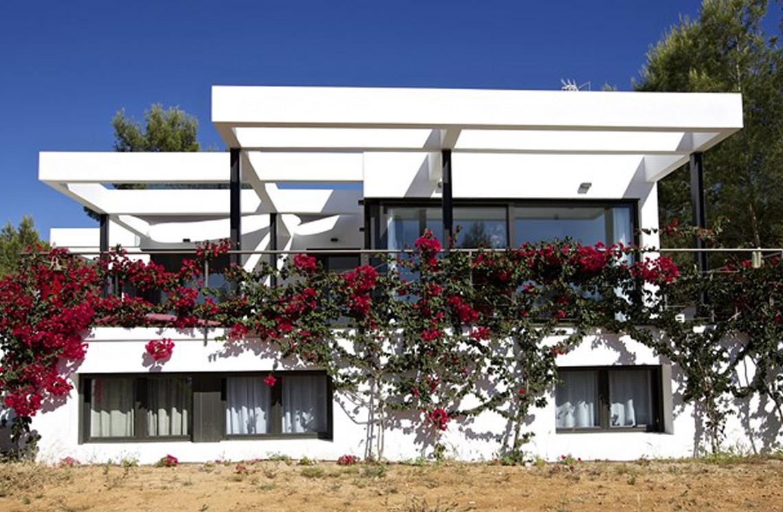 Alquiler de Villa en Cala Tarida 714 - IBIZA
