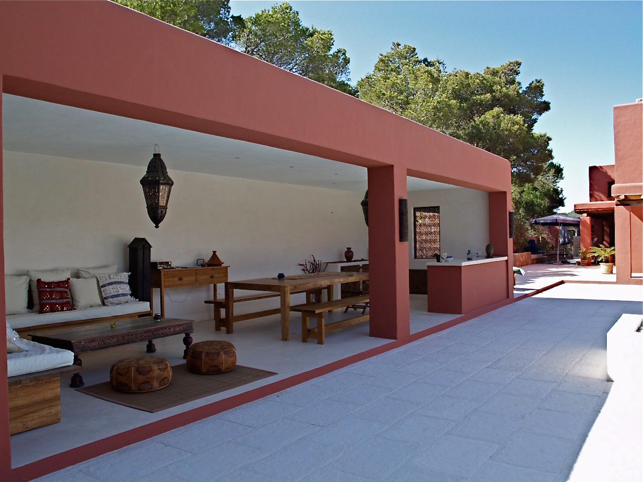 Alquiler de Villa en Cala Vadella - Ibiza (Ref. 738) - 1