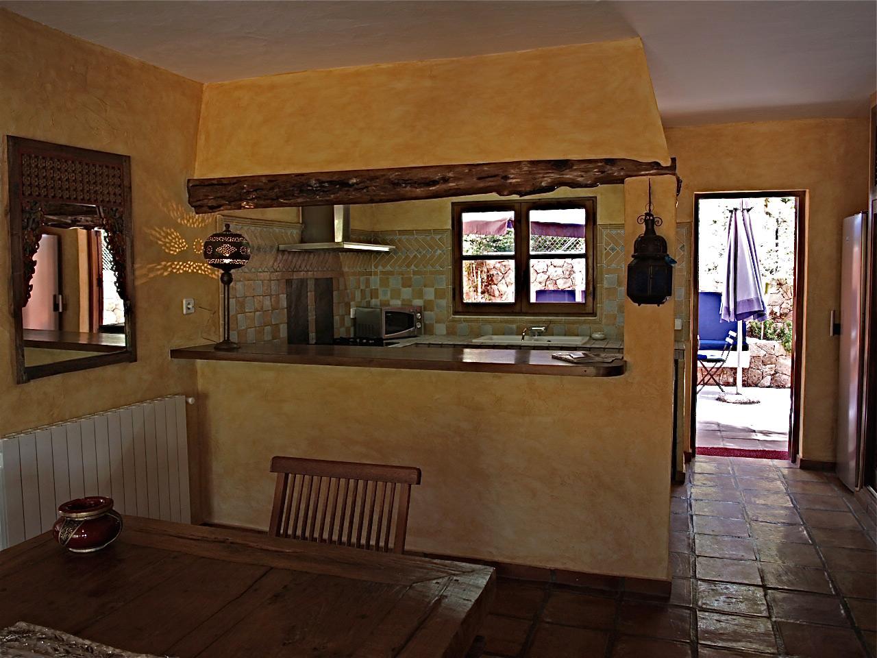 Alquiler de Villa en Cala Vadella - Ibiza (Ref. 738) - 14