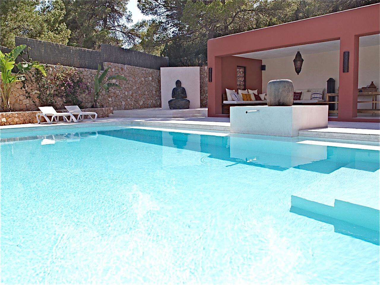 Alquiler de Villa en Cala Vadella - Ibiza (Ref. 738) - 2