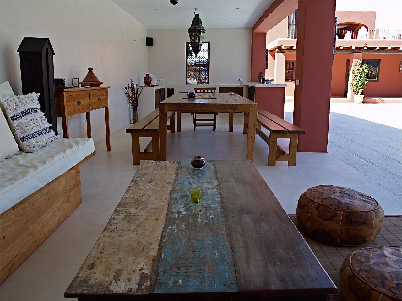 Alquiler de Villa en Cala Vadella - Ibiza (Ref. 738) - 4