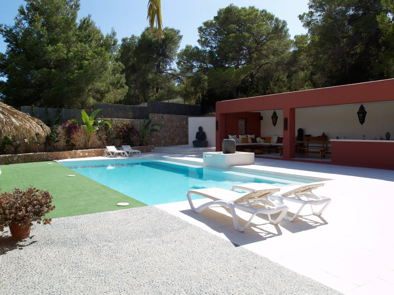 Alquiler de Villa en Cala Vadella - Ibiza (Ref. 738) - 7
