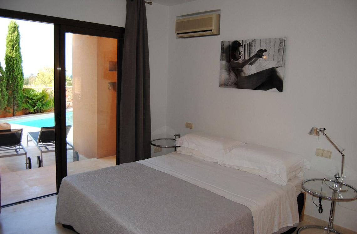 Alquiler de Villa en Caló den Real (IBIZA) Ref. 752 - 14