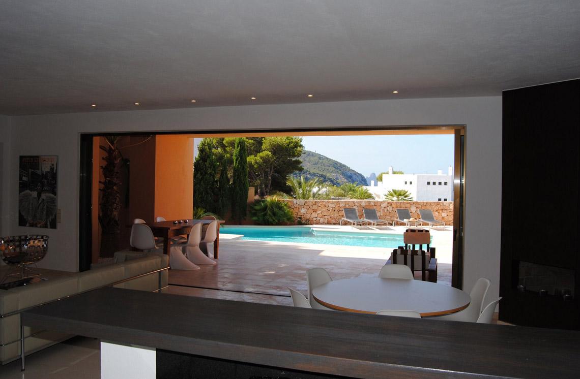 Alquiler de Villa en Caló den Real (IBIZA) Ref. 752 - 15