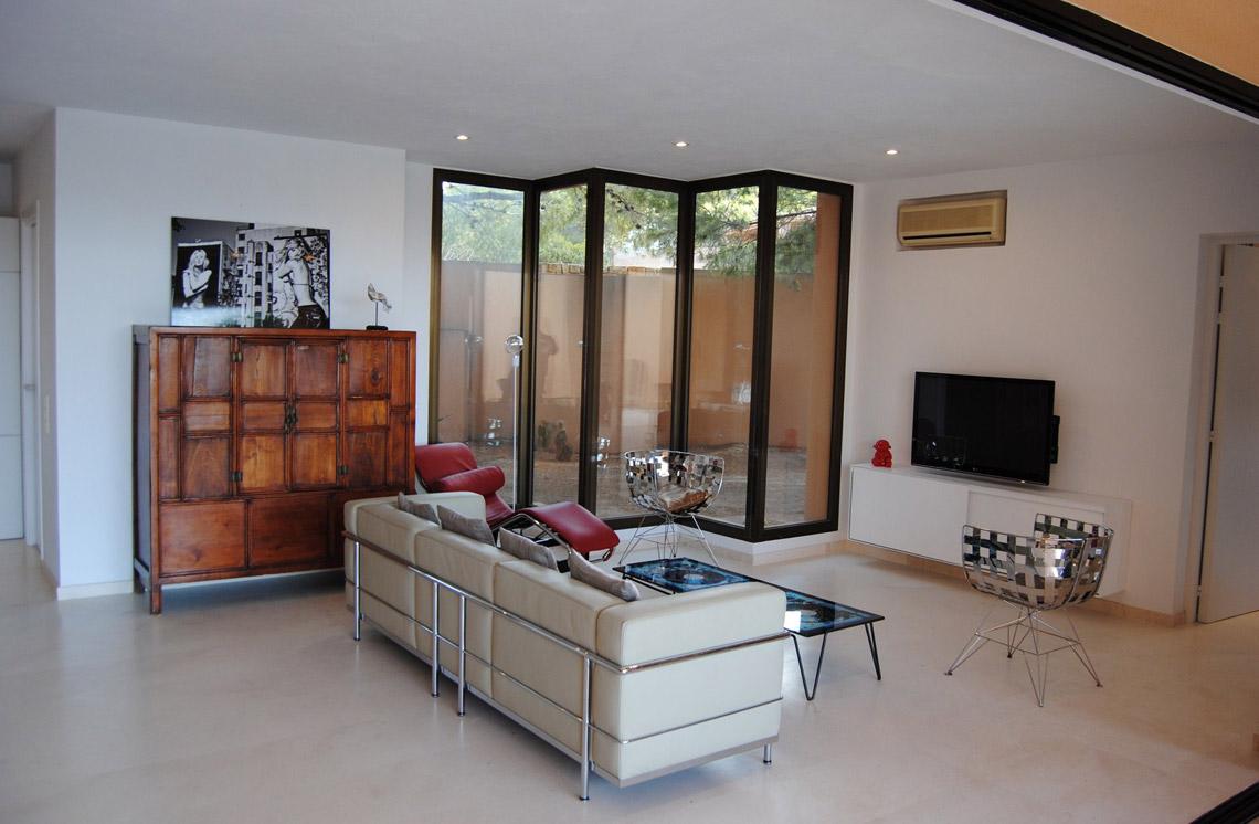 Alquiler de Villa en Caló den Real (IBIZA) Ref. 752 - 17