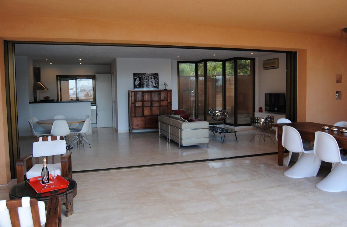 Alquiler de Villa en Caló den Real (IBIZA) Ref. 752 - 18