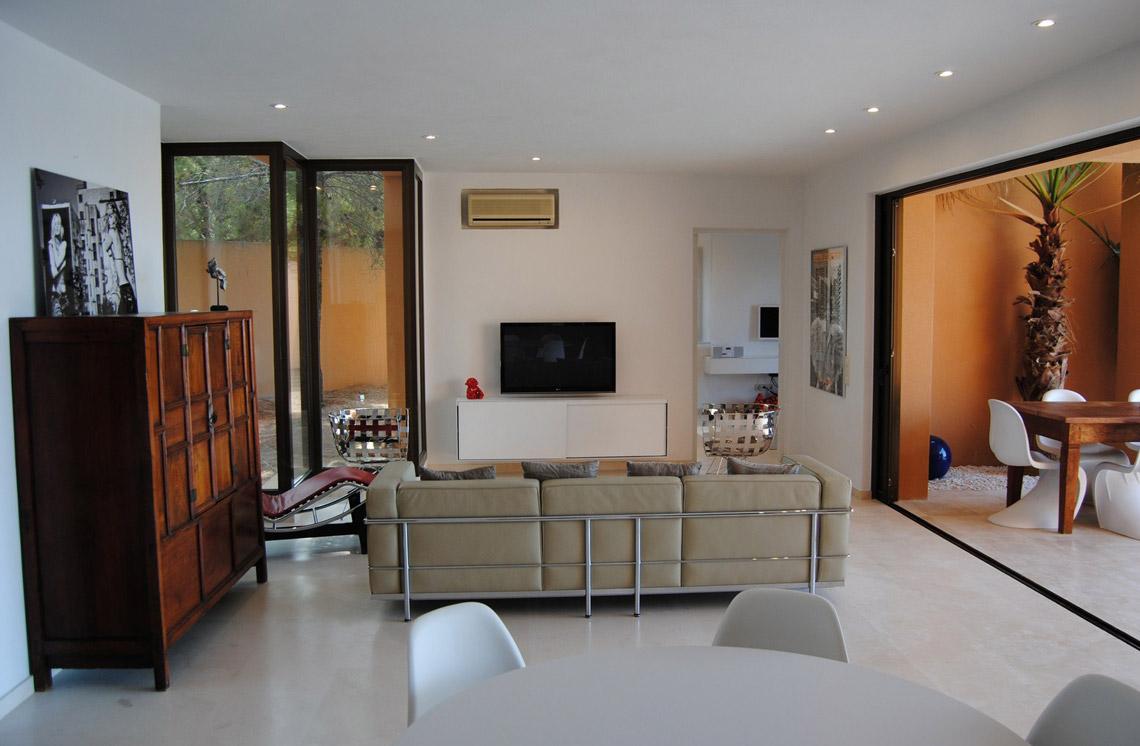 Alquiler de Villa en Caló den Real (IBIZA) Ref. 752 - 20