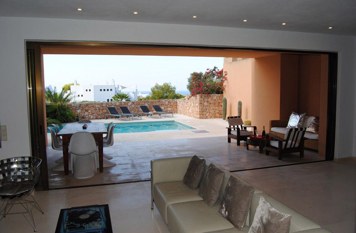 Alquiler de Villa en Caló den Real (IBIZA) Ref. 752 - 21