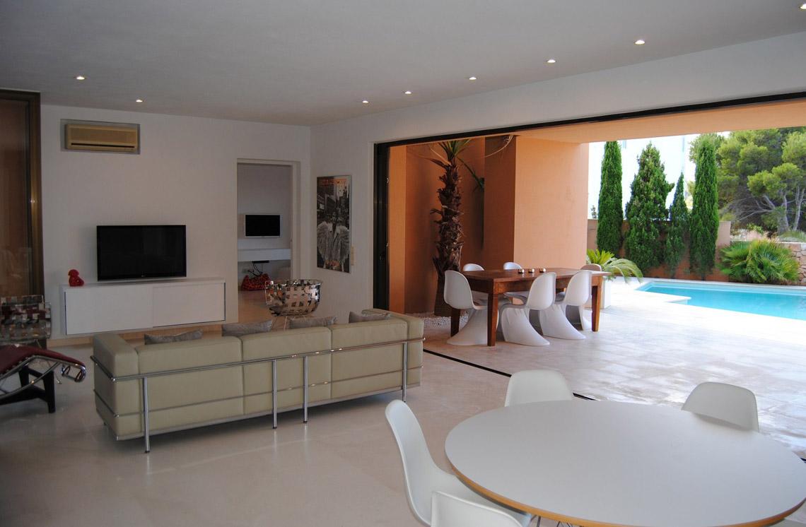 Alquiler de Villa en Caló den Real (IBIZA) Ref. 752 - 24