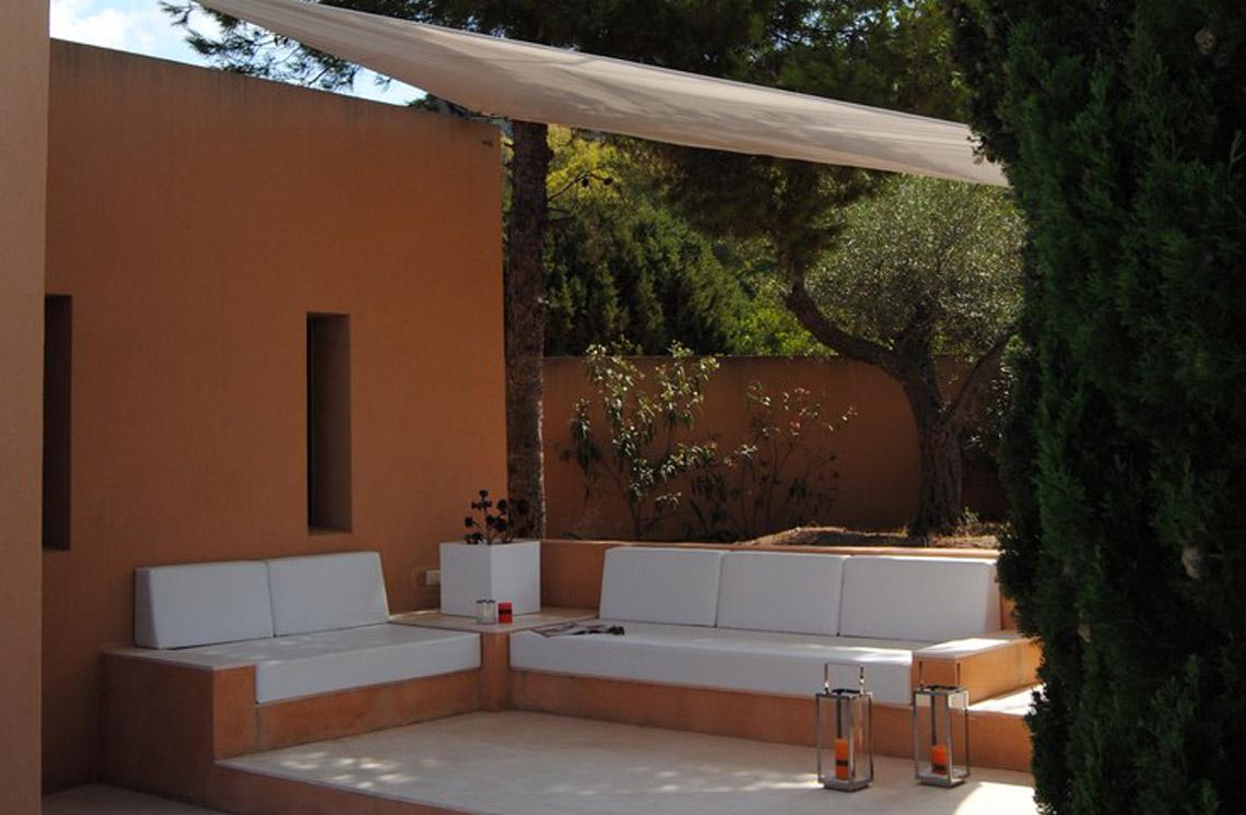 Alquiler de Villa en Caló den Real (IBIZA) Ref. 752 - 32