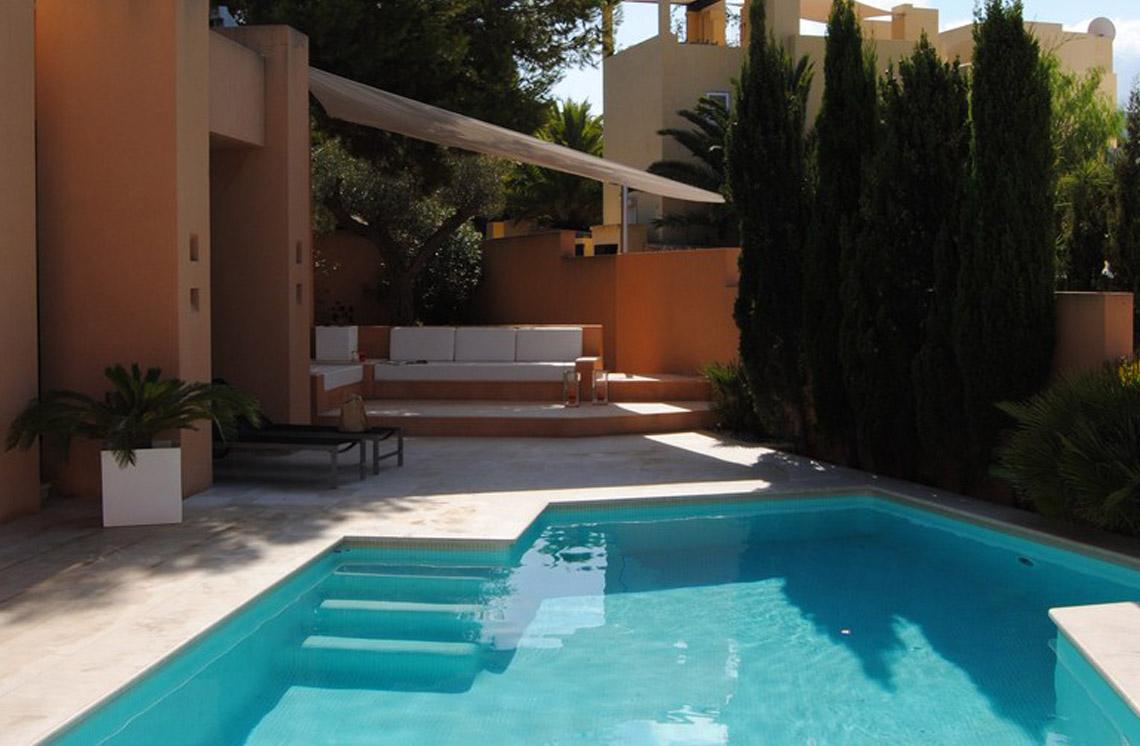 Alquiler de Villa en Caló den Real (IBIZA) Ref. 752 - 34