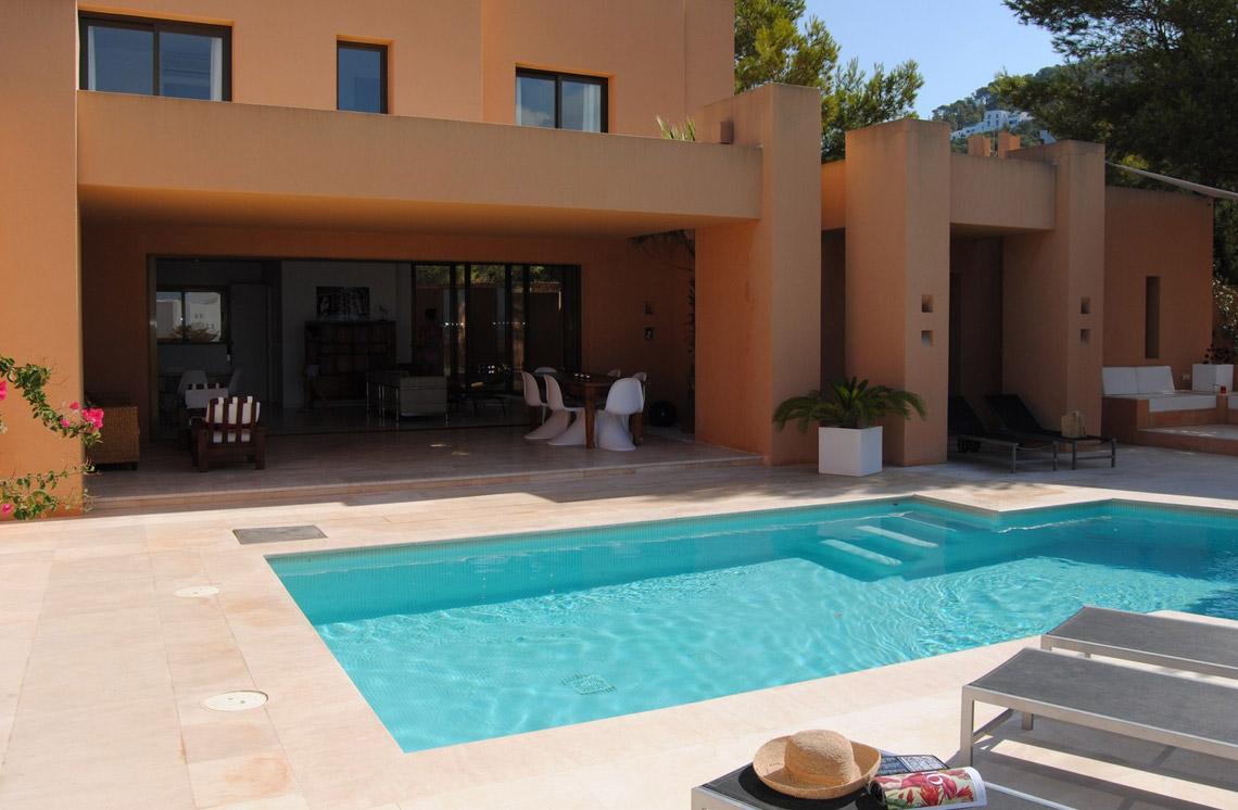 Alquiler de Villa en Caló den Real (IBIZA) Ref. 752 - 35
