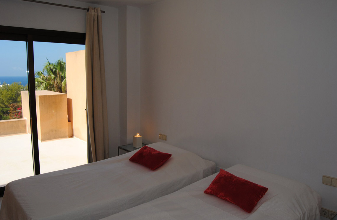 Alquiler de Villa en Caló den Real (IBIZA) Ref. 752 - 4