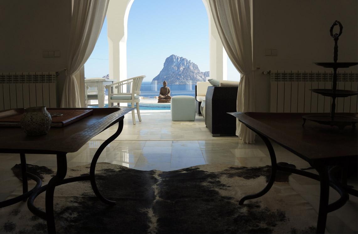 Alquiler de Villa en Cala Carbó (Ibiza) Ref. 771 - 3