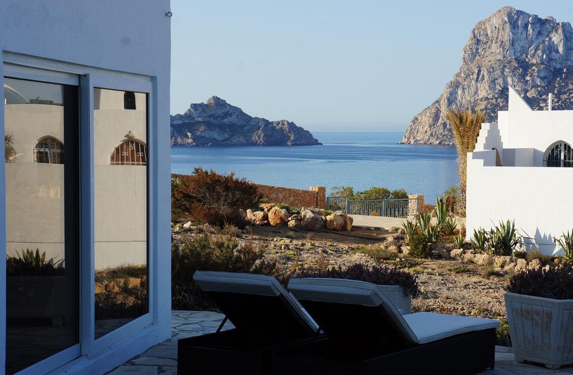 Alquiler de Villa en Cala Carbó (Ibiza) Ref. 771 - 4