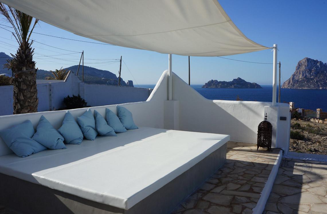 Alquiler de Villa en Cala Carbó (Ibiza) Ref. 771 - 6