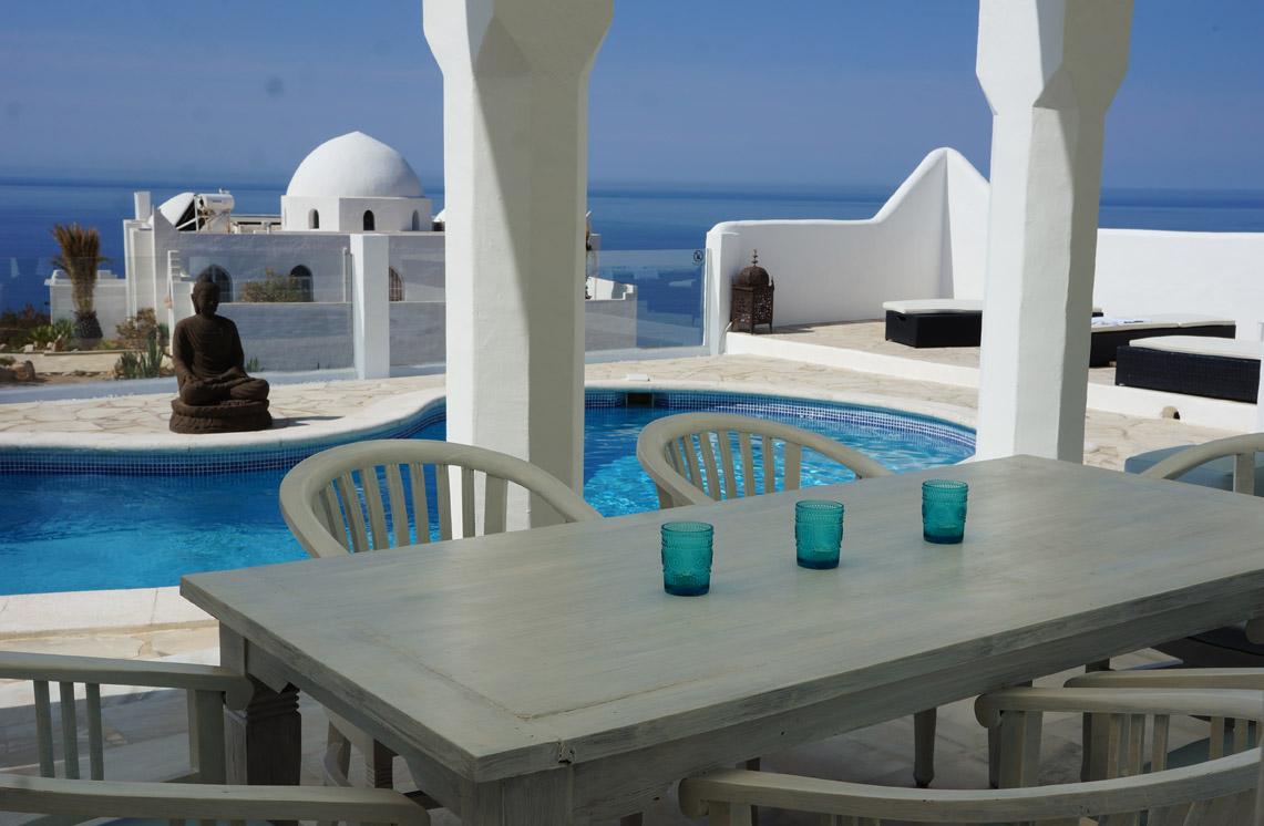 Alquiler de Villa en Cala Carbó (Ibiza) Ref. 771 - 8