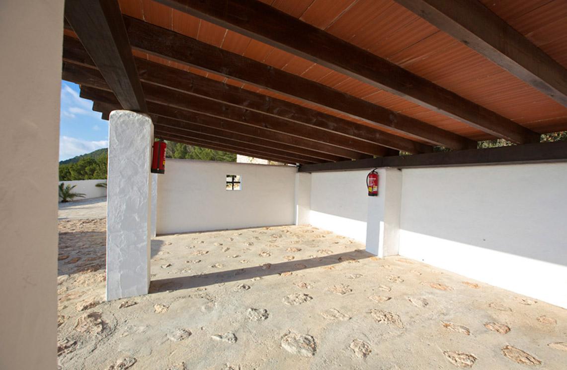 Alquiler Villa en Cala d´hort (Ibiza) Ref. 772 - 1