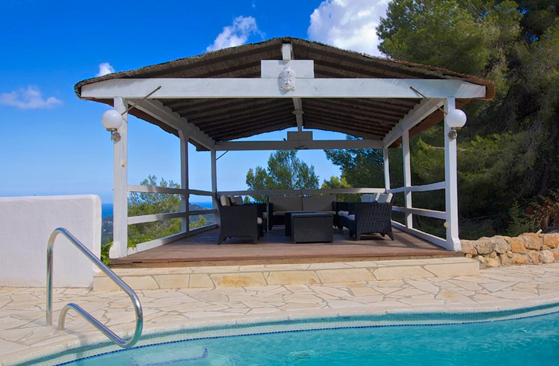 Alquiler de Villa en Cala d´Hort (Ibiza) - Ref. 772 - 11