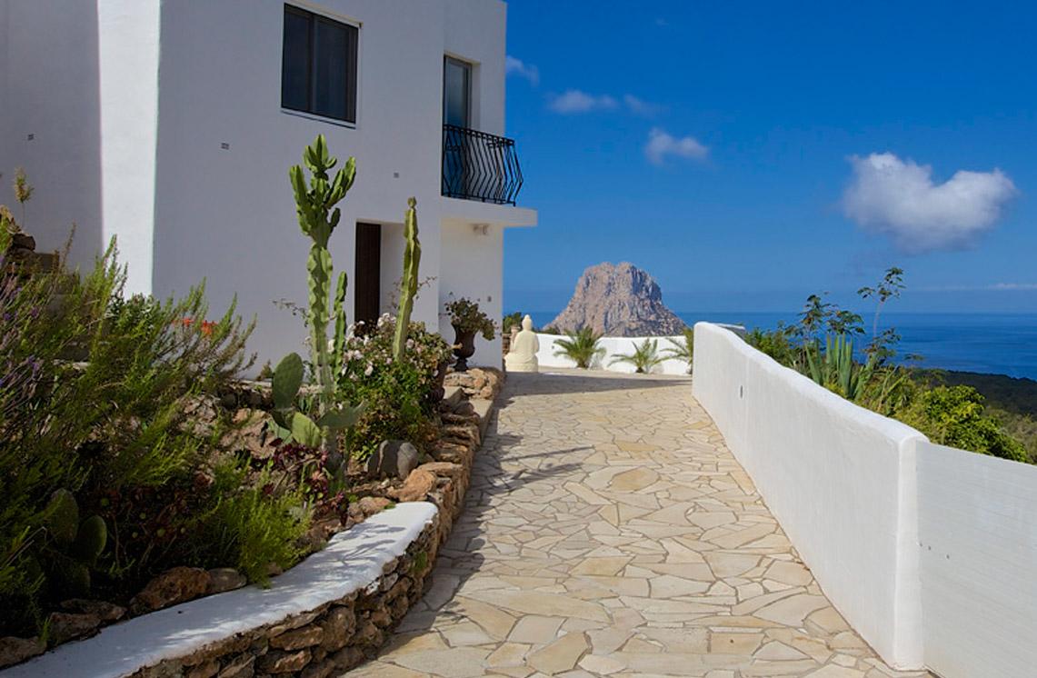 Alquiler de Villa en Cala d´Hort (Ibiza) - Ref. 772 - 12