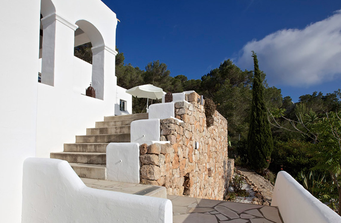 Alquiler de Villa en Cala d´Hort (Ibiza) - Ref. 772 - 13