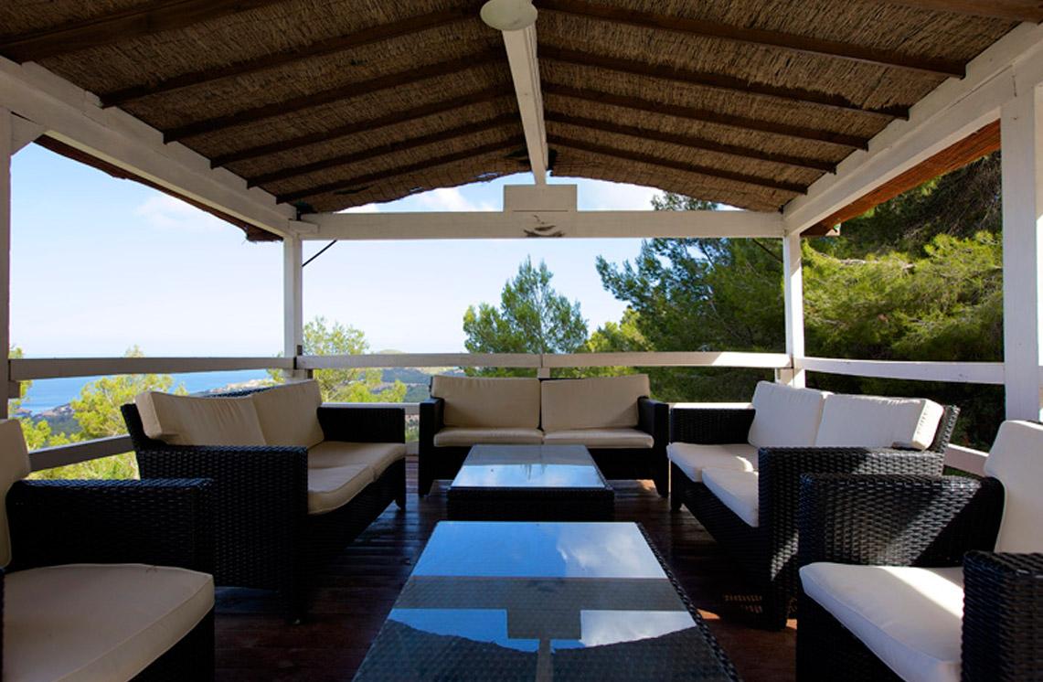 Alquiler de Villa en Cala d´Hort (Ibiza) - Ref. 772 - 14