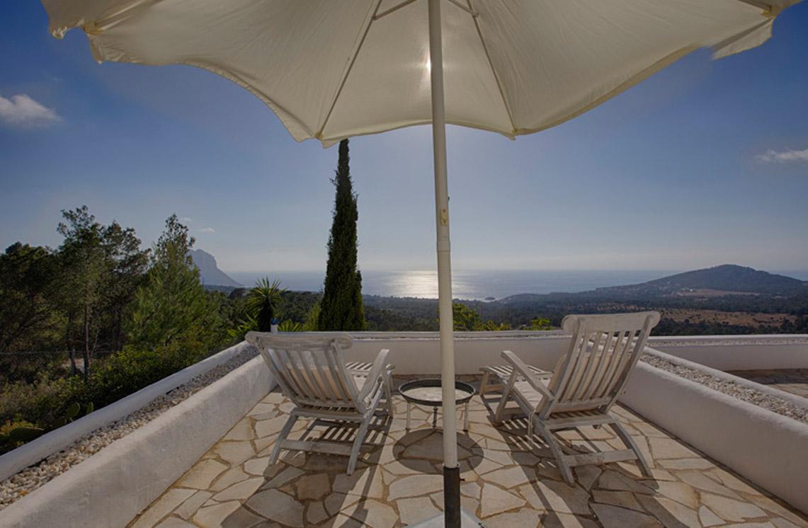 Alquiler de Villa en Cala d´Hort (Ibiza) - Ref. 772 - 17