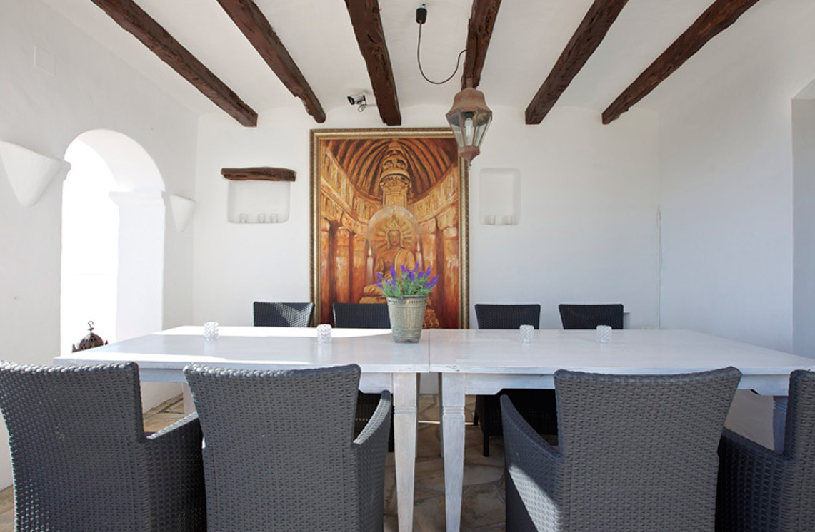 Alquiler de Villa en Cala d´Hort (Ibiza) - Ref. 772 - 19