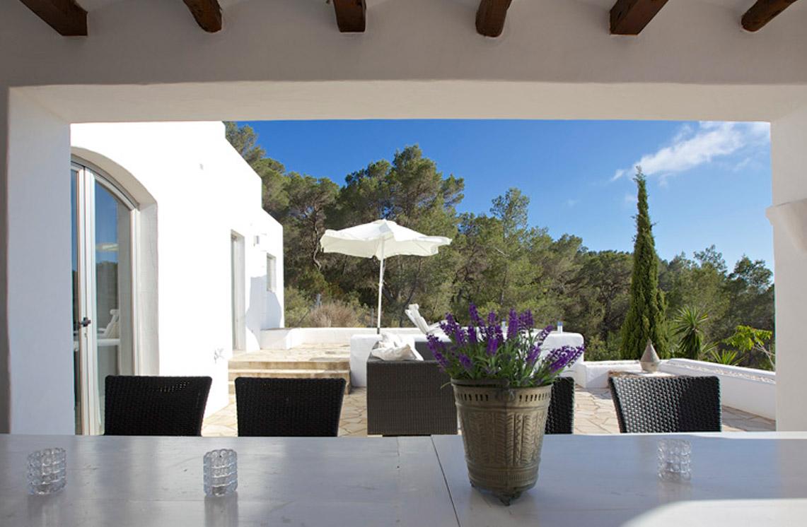 Alquiler de Villa en Cala d´Hort (Ibiza) - Ref. 772 - 22