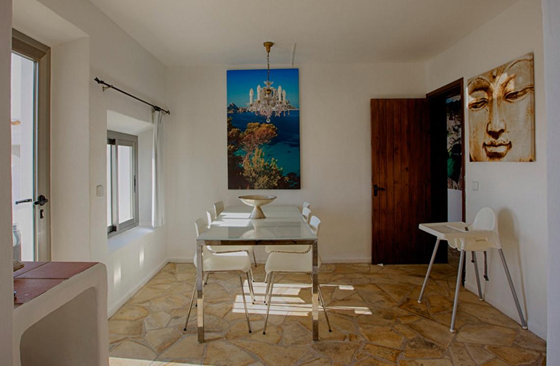 Alquiler de Villa en Cala d´Hort (Ibiza) - Ref. 772 - 25
