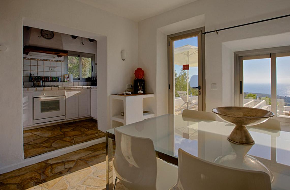 Alquiler de Villa en Cala d´Hort (Ibiza) - Ref. 772 - 26