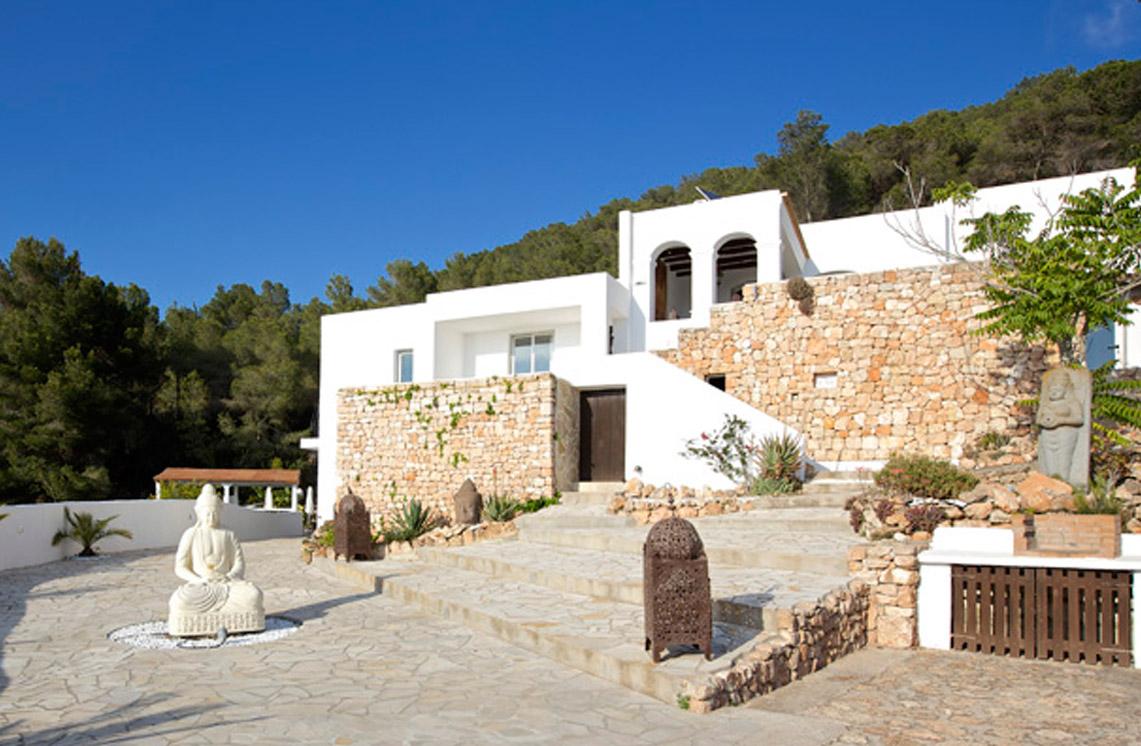 Alquiler Villa en Cala d´hort (Ibiza) Ref. 772 - 3