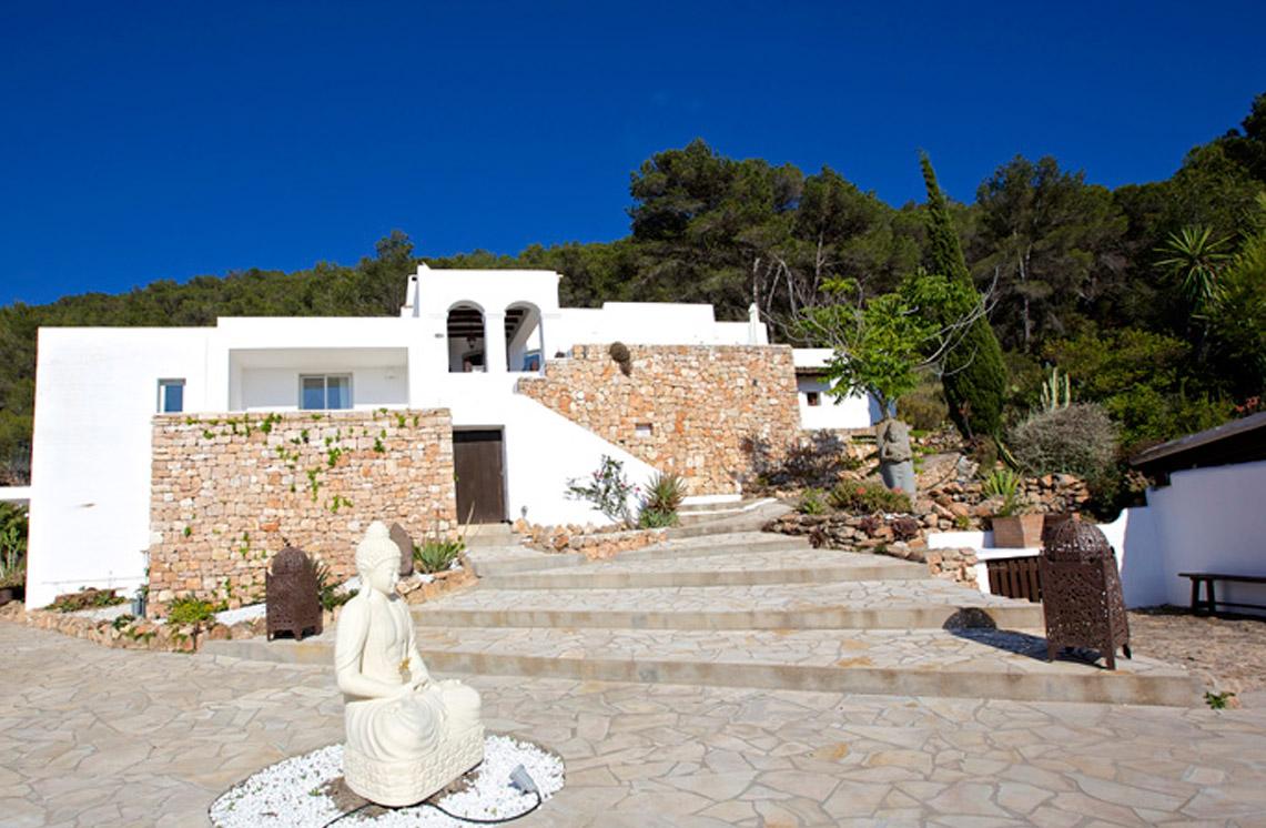 Alquiler de Villa en Cala d´Hort (Ibiza) - Ref. 772 - 6