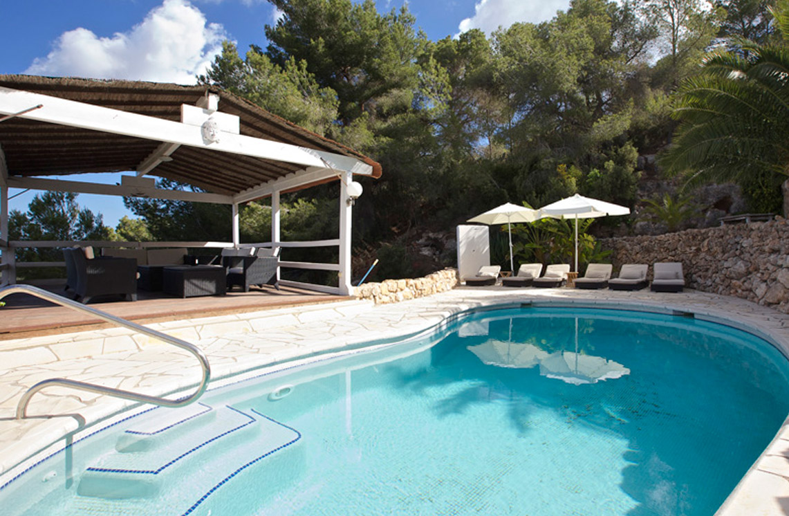 Alquiler de Villa en Cala d´Hort (Ibiza) - Ref. 772 - 7
