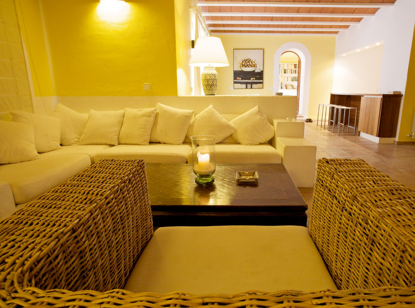 Alquiler de Villa en San José - Ibiza (Ref. 776) - 7