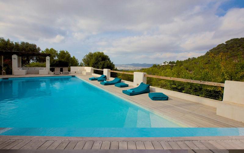 Alquiler de Villa en San Agustín - Ibiza (Ref. 812) - 1