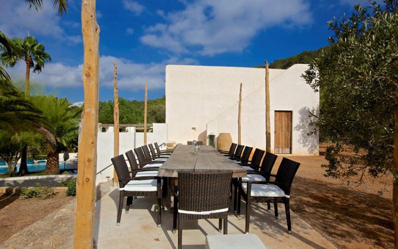 Alquiler de Villa en San Agustín - Ibiza (Ref. 812) - 7