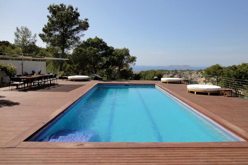 Alquiler de Villa en Cala Vadella Ibiza (Ref. 862) - 1
