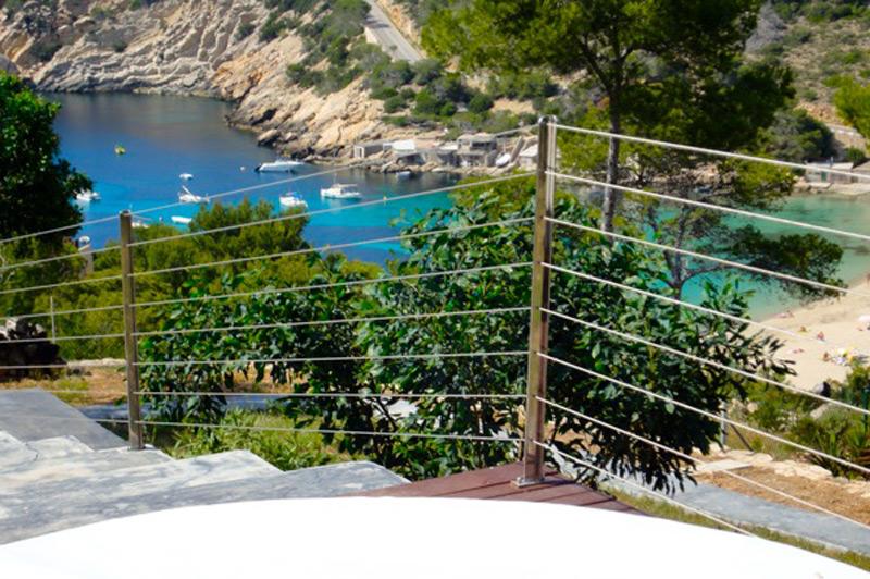 Alquiler de Villa en Cala Vadella Ibiza (Ref. 862) - 2